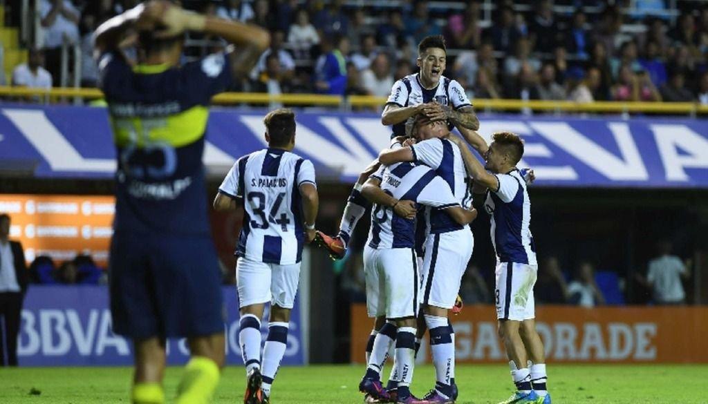 Resultado de imagen para Talleres de Córdoba ganó a Boca Juniors