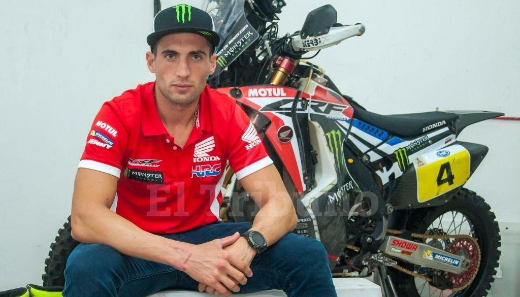 """Kevin Benavides: """"Creo que el próximo Dakar va a tener un recorrido más lindo"""""""