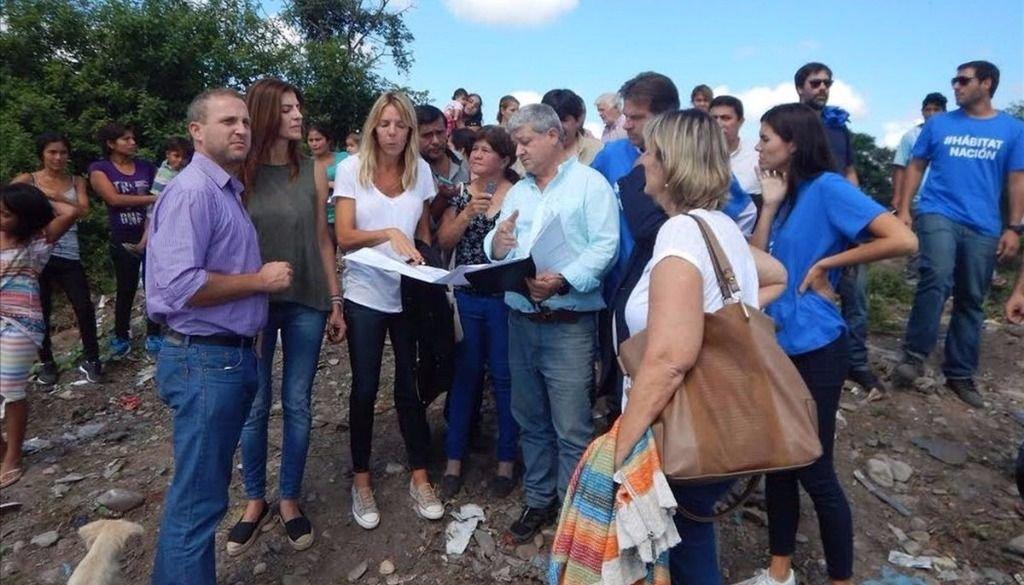 Se emprendió un plan de desarrollo  integral de los barrios de zona norte