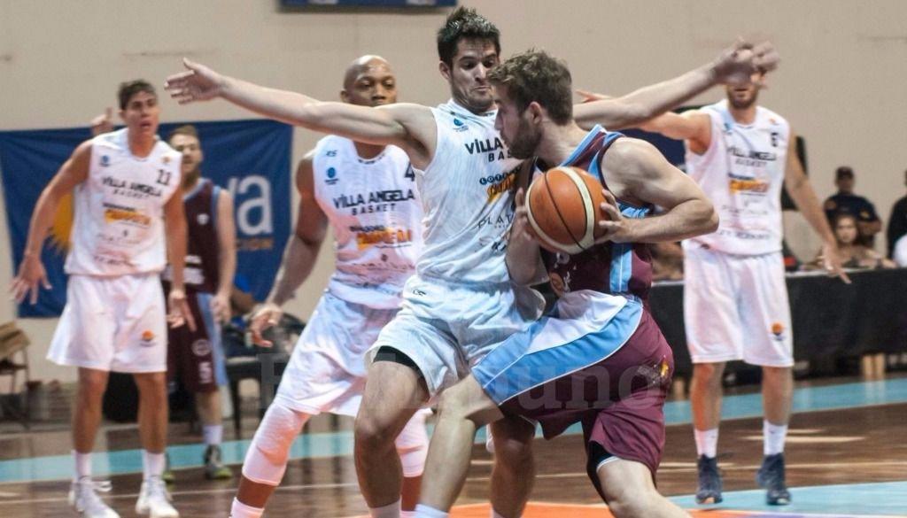 Salta Basket no pudo con Villa Ángela