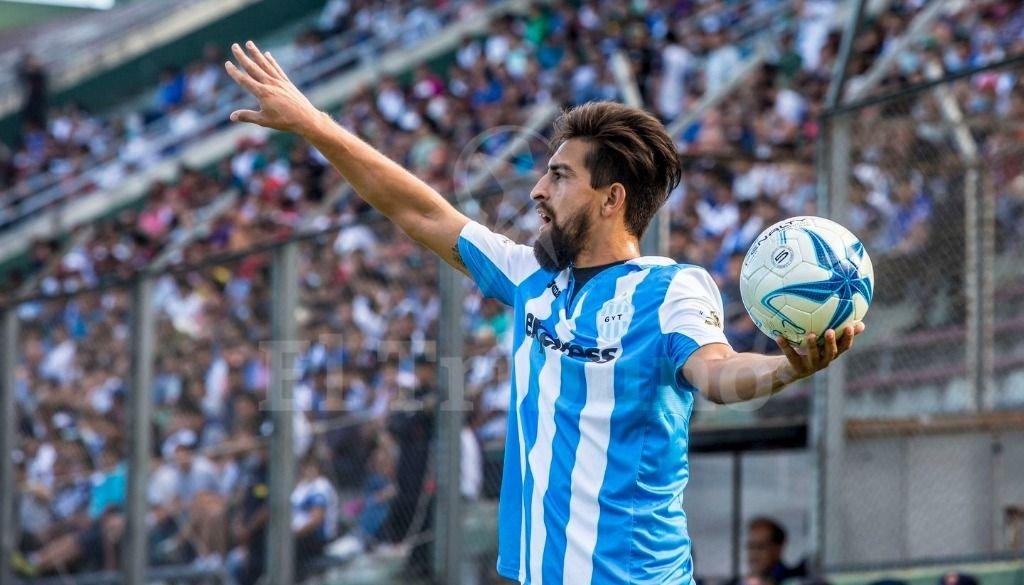 """Fabio Giménez: """"Gimnasia es grande y eso ya nos convierte en candidatos"""""""