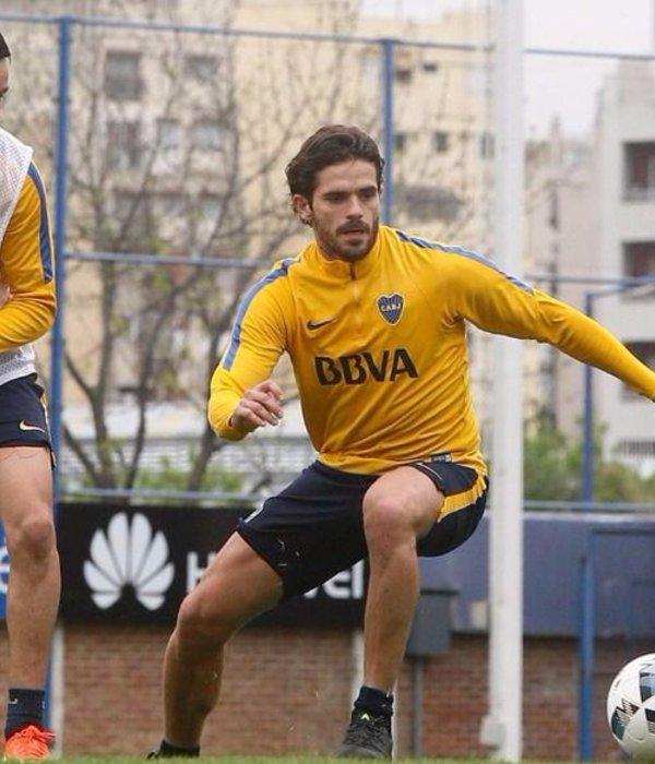 Fernando Gago regresará como titular en Boca frente a Arsenal
