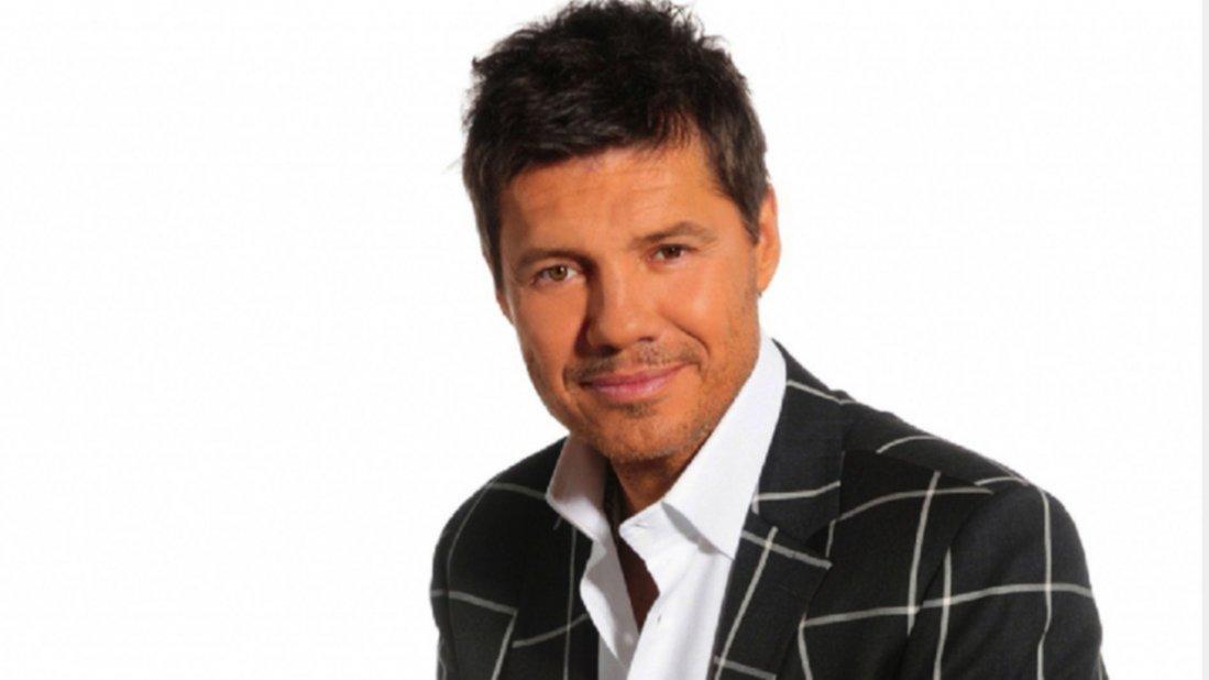 Marcelo tinelli referente de la moda masculina for Chimentos de famosos argentinos