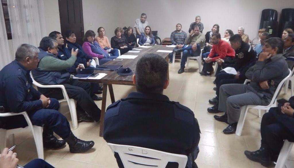 Vecinos del Bº Granadero Díaz piden cámaras de seguridad