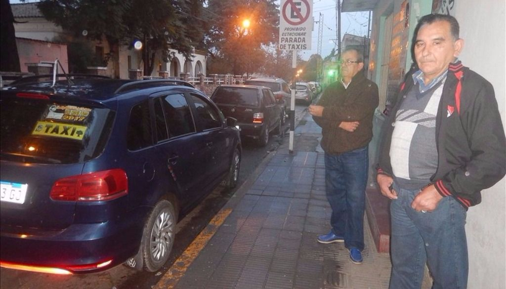 Taxistas,  molestos por  la tarifa