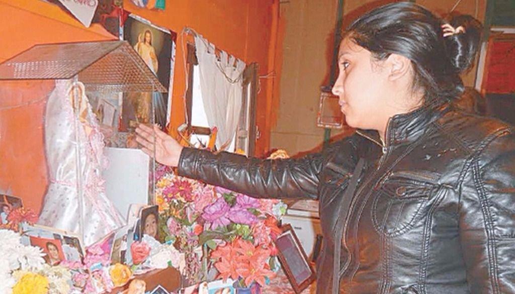 La Virgen que llora  habría sanado a una  joven con esclerosis
