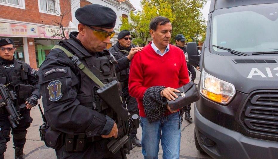 El exjuez Raúl Reynoso fue procesado en otra causa y le embargaron 5 millones