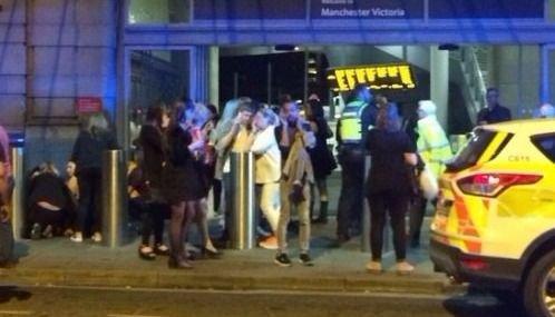 Afirman que explosión en Manchester se registró afuera del estadio