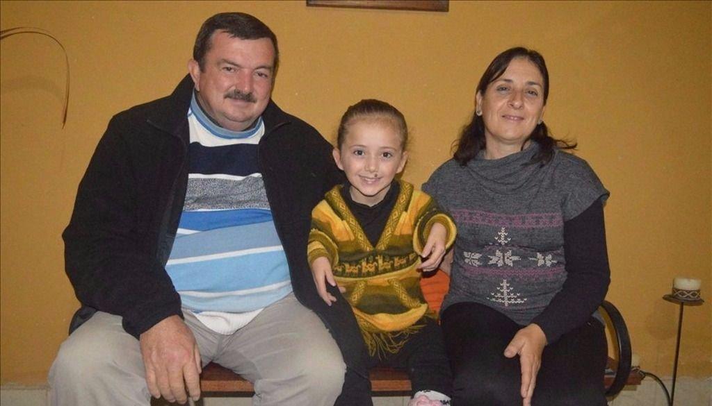 El caso único de Delfina Ramos:  11 años sin un diagnóstico