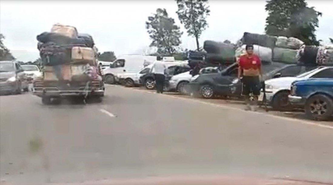 Resultado de imagen para Bagayeros: el contrabando