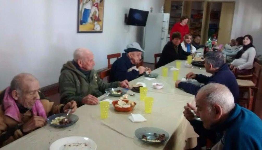 Festejaron el Día de la Ancianidad