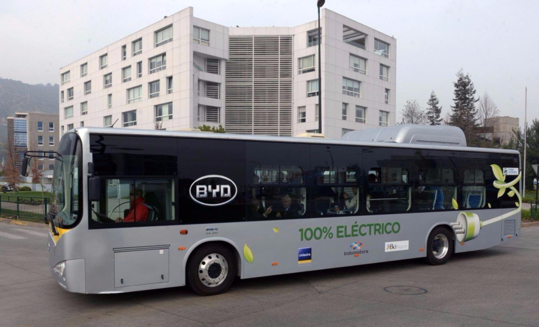 Empresa china fabricará en Salta buses eléctricos y baterías de litio