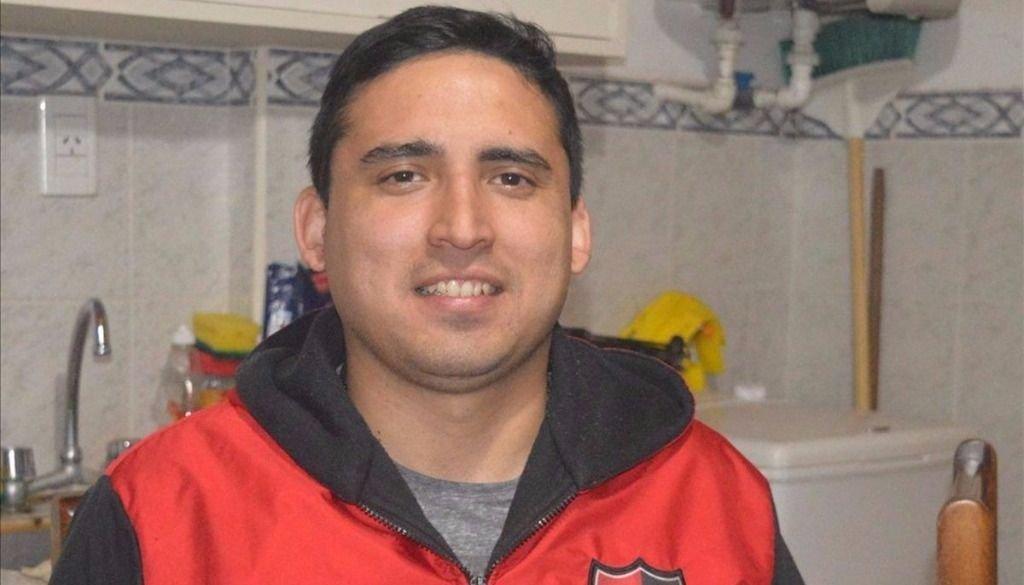 Ramiro cuenta su lucha contra la esclerosis múltiple