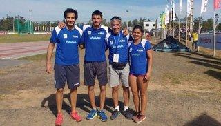 El balance de los atletas salteñosen el Sudamericano