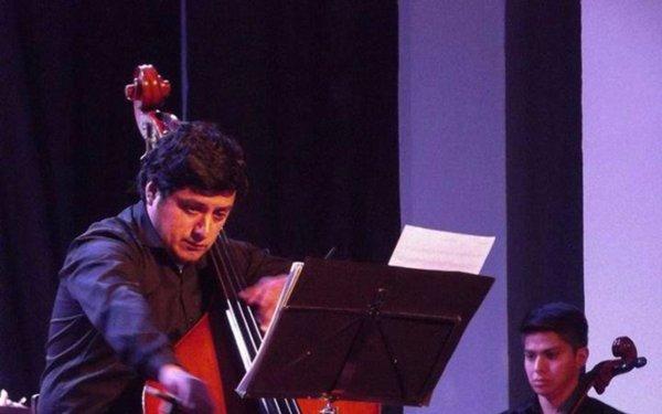 Recital de Luis Escalera