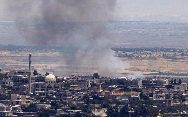 EEUU acusa a Siria de preparar ataque químico