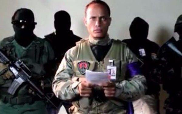 Venezuela: policías rebeldes dispararon contra la Corte Suprema en un helicóptero