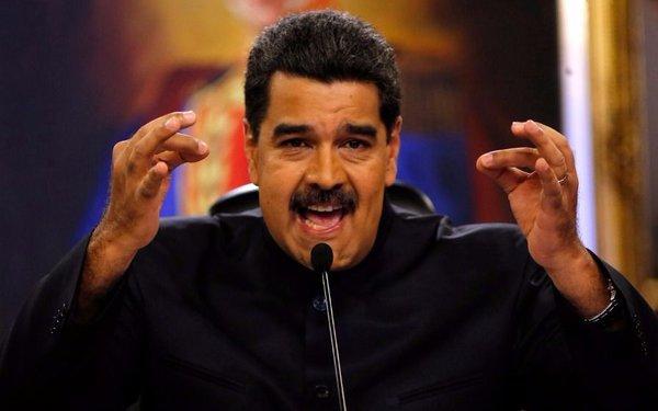 Maduro pone en alerta a los militares tras el ataque con granadas al Tribunal de Justicia