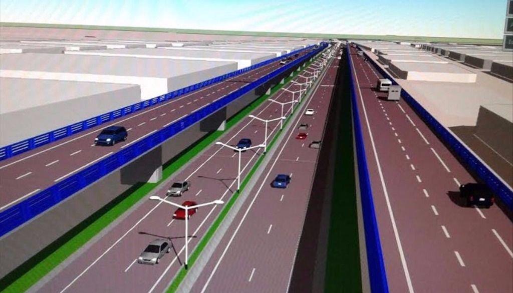 Metán propone una  variante elevada de  la ruta nacional 9/34