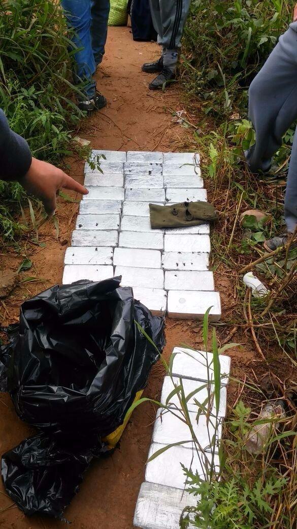 Sigue el golpe contra el narcotráfico en la provincia en el norte