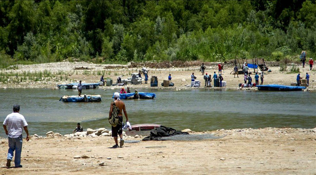 Repercusión nacional tras un informe sobre la frontera