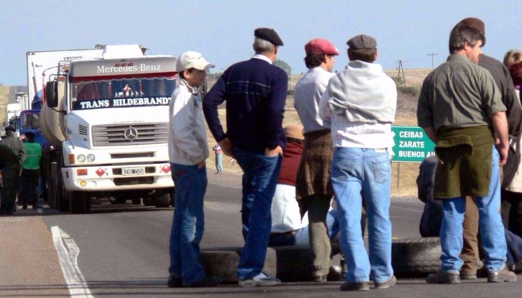 """""""Para el campo el aumento del combustible es un castigo"""", dijeron los ruralistas"""