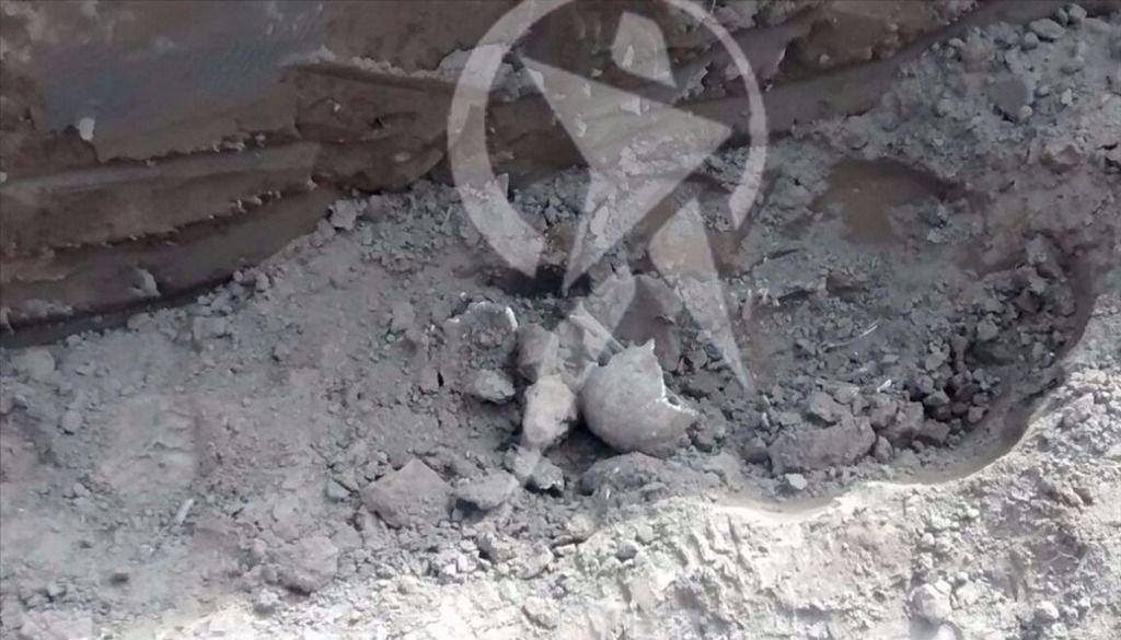 Descubren  restos humanos en Metán