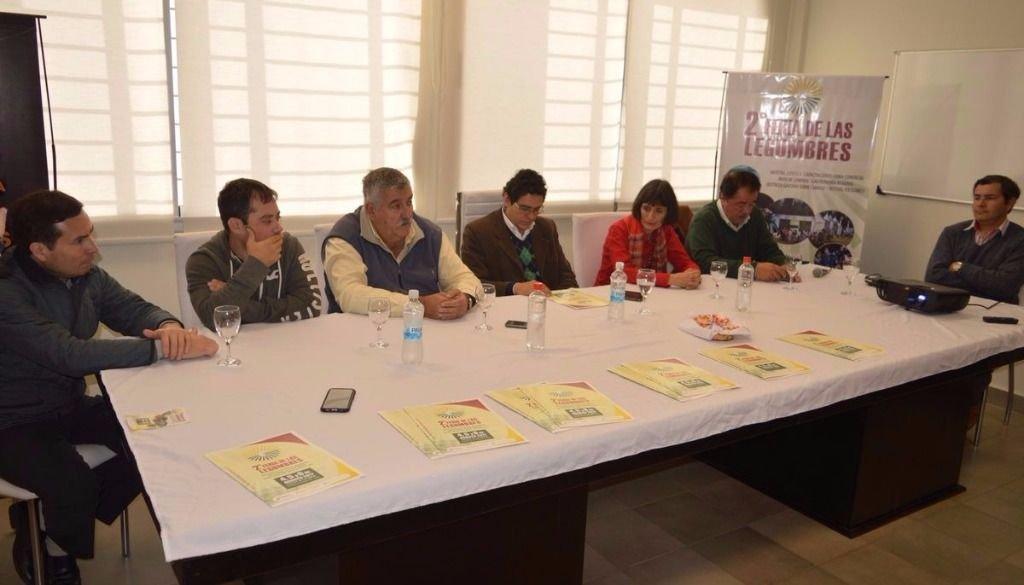 Lanzan la segunda edición de la Feria de Legumbres