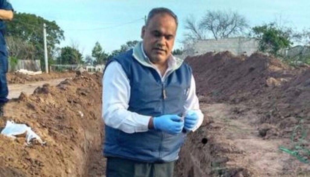 Metán: investigan si los restos ósesos encontrados pertenecen a desaparecidos
