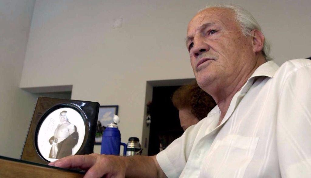 Murió Cirilo Gil, una leyenda del boxeo argentino