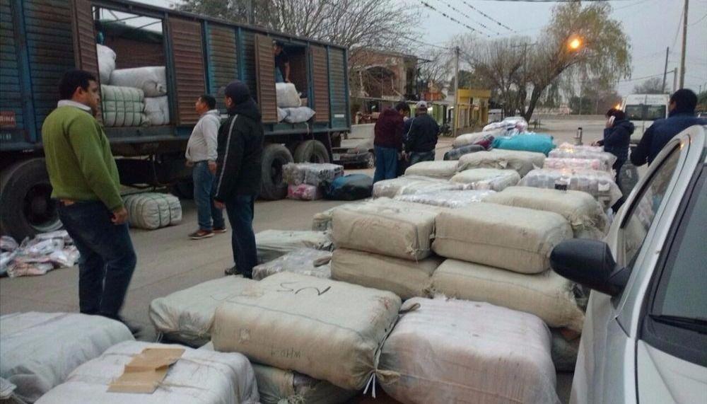 Preocupa el acopio de mercadería ilegal en Metán