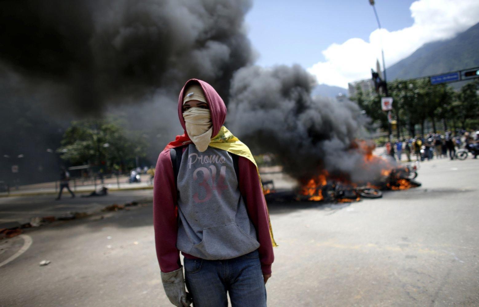 Catorce venezolanos murieron durante la elección constituyente