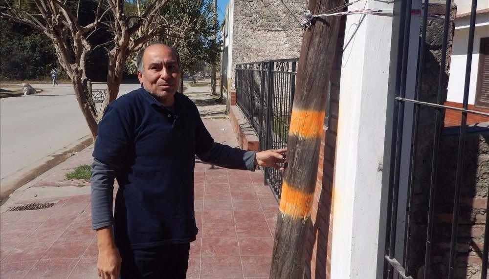 Vecinos piden reductores y mejoras en barrio Libertad