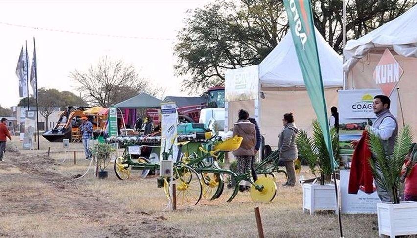 Con gran éxito concluyó la Feria de las Legumbres en la Ciudad Termal