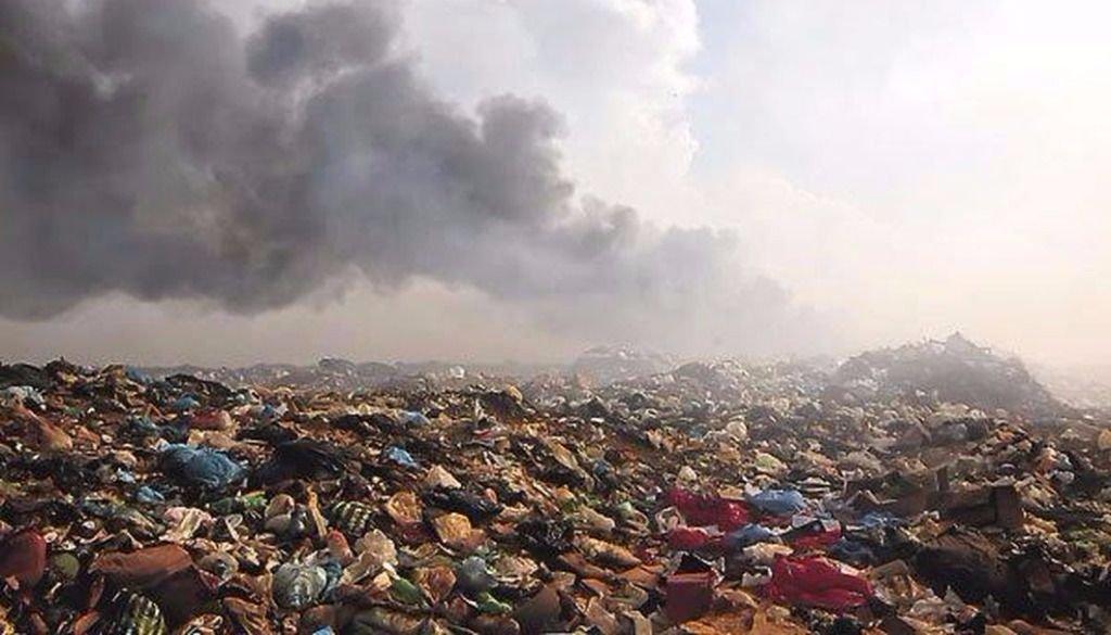 Sigue la polémica por la quema de basura