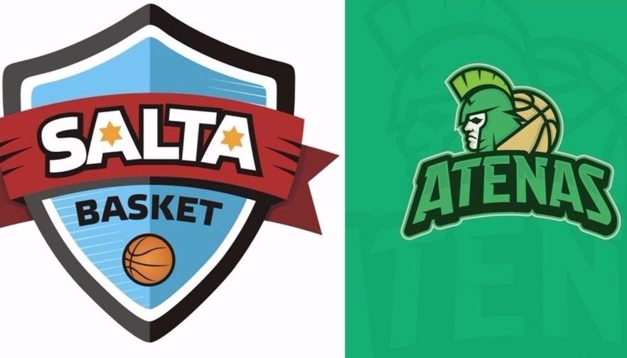 Salta Basket enfrentará al histórico Atenas en la apertura del Súper 20
