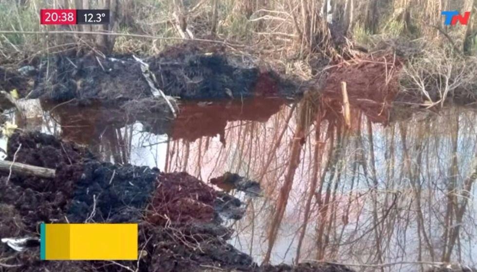 Hallan los restos del avión desaparecido en Argentina en julio