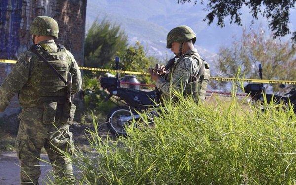 Violento fin de semana  dejó 32 muertos en México