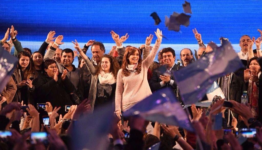 El escrutinio final favorecería a Cristina por entre el 0,4 y 0,6%