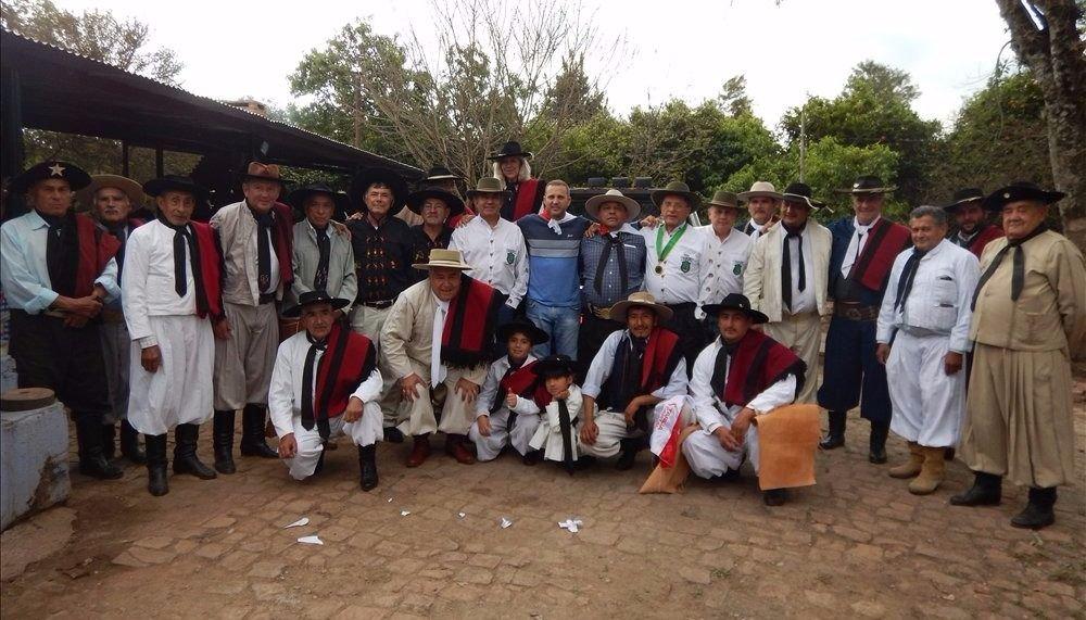Tarija y Metán  concretaron un convenio gaucho de  acercamiento