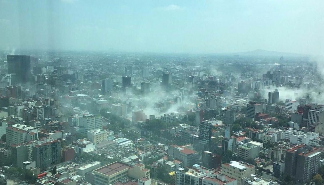 Terremoto en México mató a cientos de personas