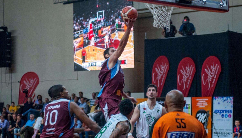 Histórico triunfo de Salta Basket frente a Atenas en su debut en la Liga Nacional
