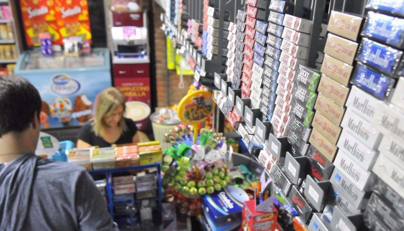 El precio de los cigarrillos volverá a aumentar a partir del lunes