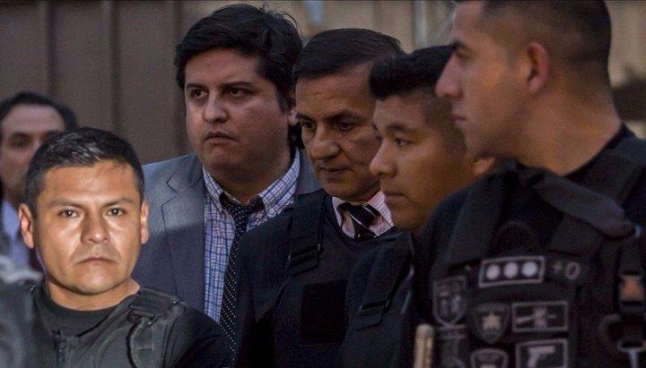 Reynoso no cesa en su lucha por la prisión domiciliaria