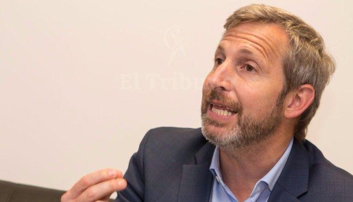 """Rogelio Frigerio: """"Habremos fracasado si la pobreza no se reduce de manera drástica en los cuatro años de gestión"""""""