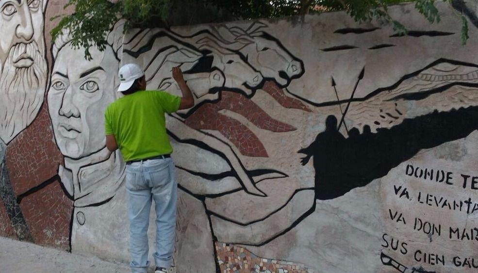 Artistas participaron  de la XI Jornada de  Arte Integrador