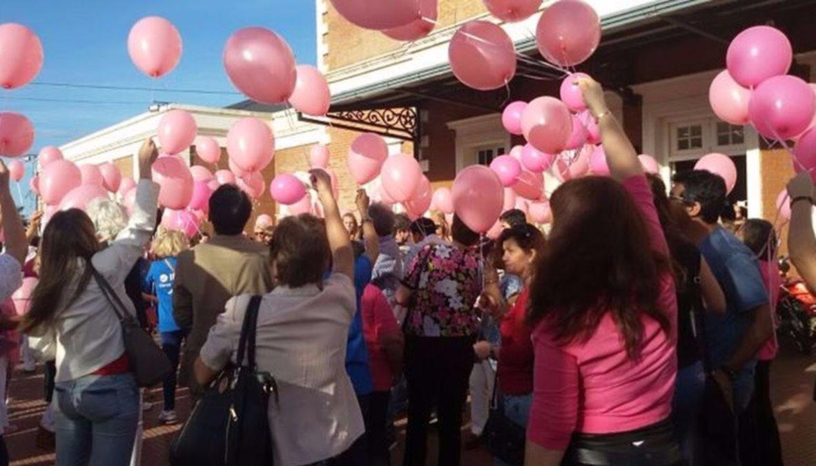 Jornada de concientización sobre el cáncer de mama